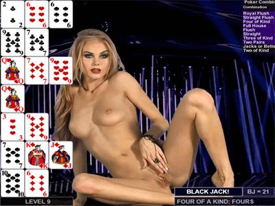 Black Jack Poker